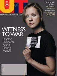 16 MB - University of Toronto Magazine
