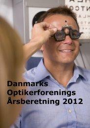 Indhold - Danmarks Optikerforening