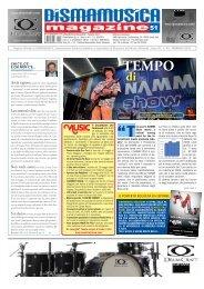 Dismamusica Magazine Febbraio 2010