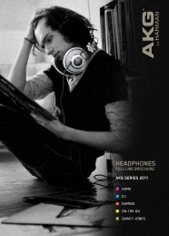 HeadpHones - AKG