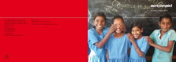 annual review 2011 - ActionAid