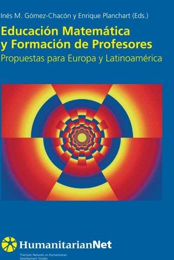 Educación Matemática y Formación de Profesores - Propuestas ...