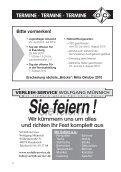 OSC-Panthers wetzen ihre Krallen - Osnabrücker Sportclub OSC - Page 6