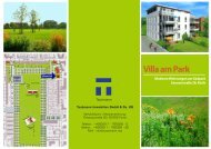 Villa am Park - Taubmann Immobilien GmbH & Co. KG