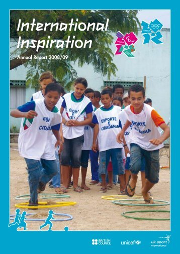 II Annual Report 2008-09.pdf - British Council Schools Online