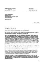 Prof. Dr. Peter Paul Gantzer (SPD) - Kreisjugendring München Land