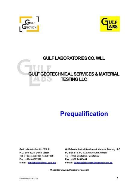 Qatar - Gulf Laboratories Home - Mannai Corporation