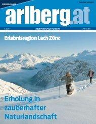 Arlbergzeitung: 5. Ausgabe