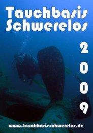 PADI (Junior) Open Water Diver - Kurs - Tauchbasis Schwerelos