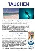 PADI (Junior) Open Water Diver - Kurs - Tauchbasis Schwerelos - Seite 3