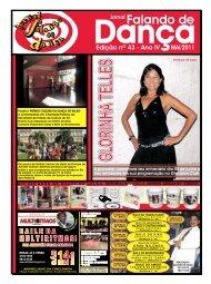 Ed. 043 - Agenda da Dança de Salão Brasileira
