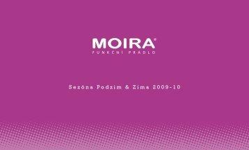 MOIRA - katalog podzim + zima 2009-2010 - PROTECT