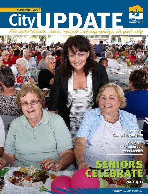 september 2012 - Townsville City Council
