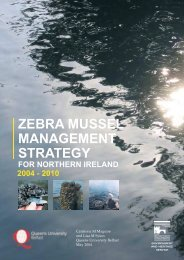 zebra mussel management strategy - Department of the Environment