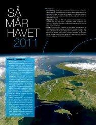 Så mår havet 2011 – sammanfattning