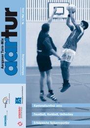 Faustball, Korbball, Unihockey Erfolgreiche Spitzensportler ...