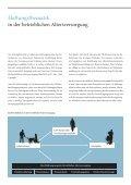 Betriebliche Altersversorgung. - Seite 6