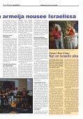 Uskomme koko Israelin pelastuvan sivu 9 - Uusi Elämä - Page 7