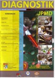 Buletin JPMD Edisi Pertama 2011 - Universiti Kebangsaan Malaysia