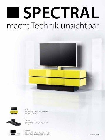 Spectral Katalog - bei von Arx Media AG