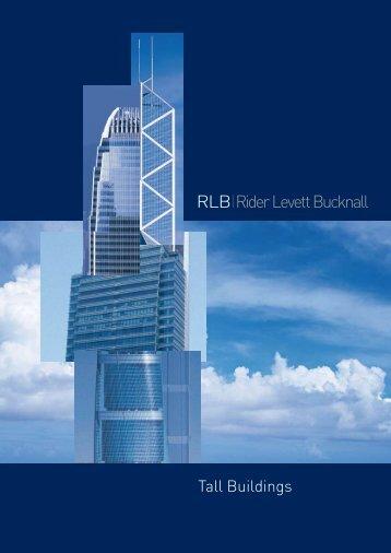 Tall Buildings - Rider Levett Bucknall