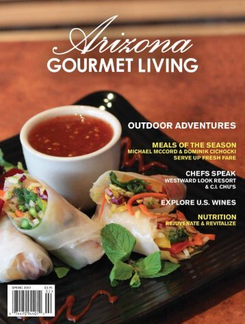 arizona gourmet - Oser Communications Group
