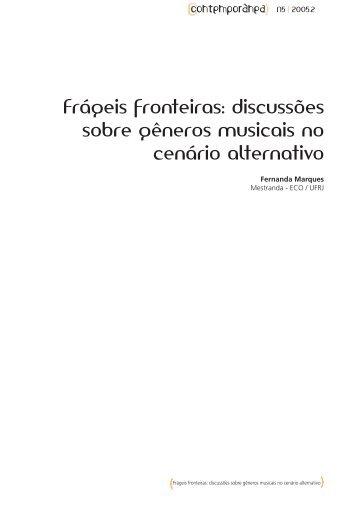 Fernanda Marques - Contemporânea
