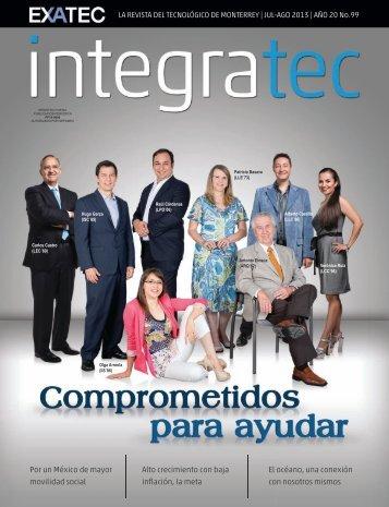 Integratec - Exatec - Tecnológico de Monterrey