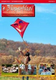 Ausgabe September 2012 - Druckservice Weiss