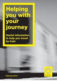 Helping You With Your Journey - Merseytravel