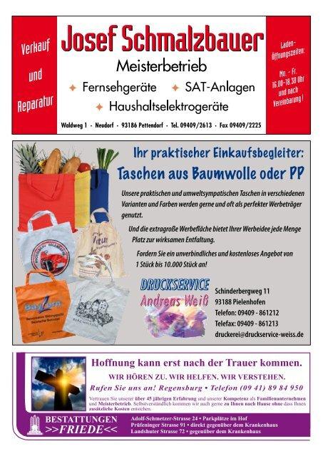 Aktuelle Ausgabe - Druckservice Weiss