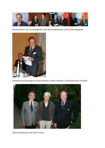 Neuaufnahmen: Jens Croneberg/Heinz-Udo Waltner/Maximilian ...