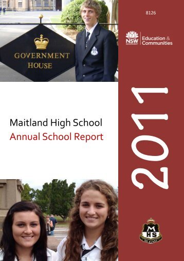Maitland High School Annual School Report - Millennium