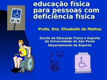Amputação - Prefeitura de São Paulo