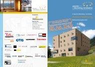 Download Flyer Ausschreibung 2012 - Award für Marketing + ...