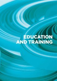 Education and training - City & Guilds