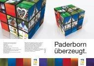 Herausgeber: Tourist Information Paderborn in Zusammenarbeit mit ...