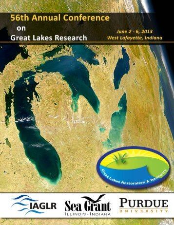 Program Book - International Association for Great Lakes Research