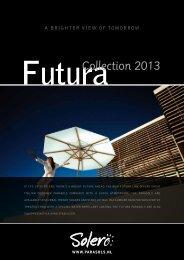 FuturaCollection 2013 - Solero Parasols