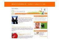 gesund-in-schwaben.de Preisliste Nr. 2 gültig ab 01.07.2008