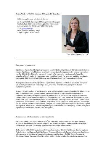 Lejupielādēt dokumentu (*pdf) - Borenius