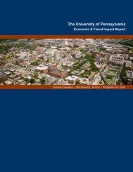 The University of Pennsylvania - Penn Purchasing Services