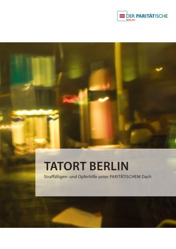 TATORT BERLIN - Der Paritätische Berlin