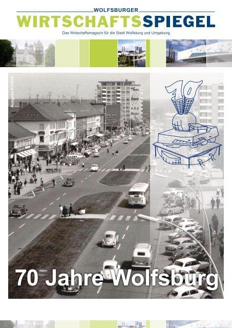 70 Jahre Wolfsburg