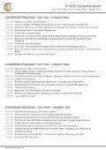 5th GCC EConomiC Forum اﻟﻤﻨﺘﺪى اﻹﻗﺘﺼﺎدي اﻟﺨﺎﻣﺲ ﻟﺪول ﻣﺠﻠﺲ اﻟﺘﻌﺎون ... - Page 5