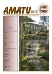 Amatu ziņas aprīlis 2013.pdf - Latvijas Amatniecības kamera