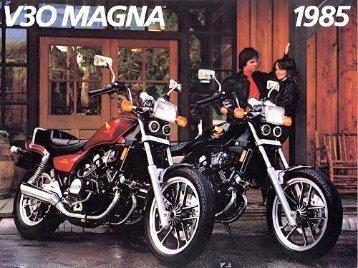 Honda Magnas