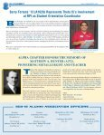 View Newsletter - Theta Xi - Page 4