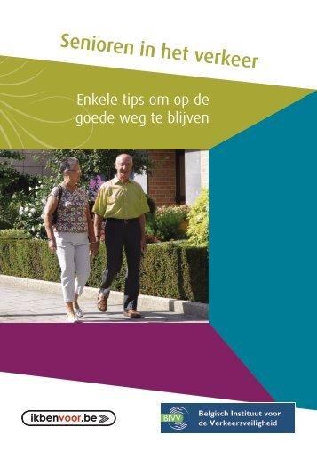 Senioren in het verkeer - BIVV webshop