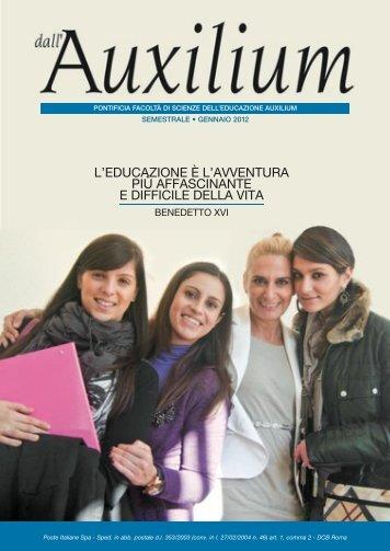 2011-2012 - Auxilium